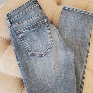 Size 29x30 Express 4way stretch light wash jeans